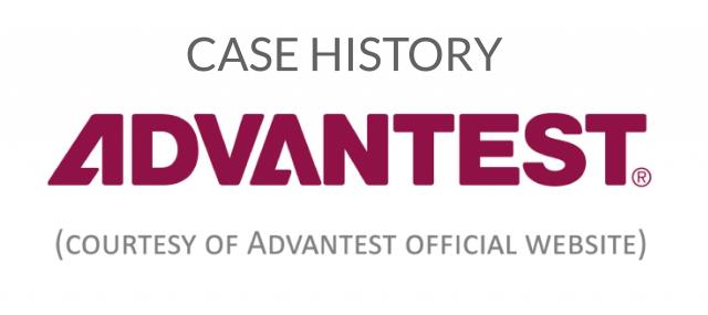 Advantest -