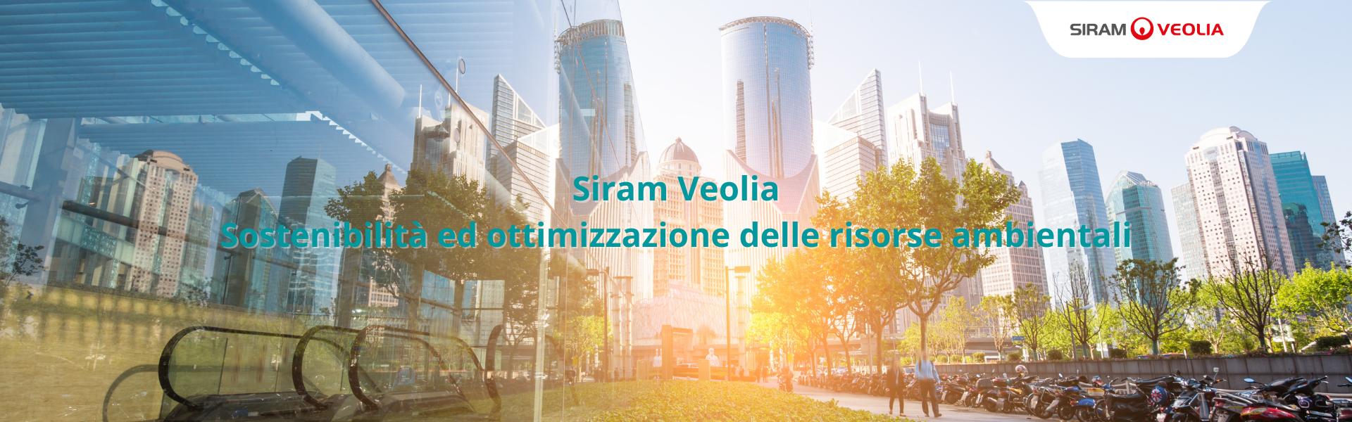 Siram Veolia - Platinum Sponsor