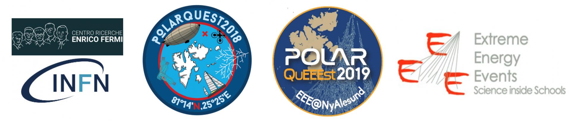 PolarquEEEst: misura dei raggi cosmici al Polo Nord -