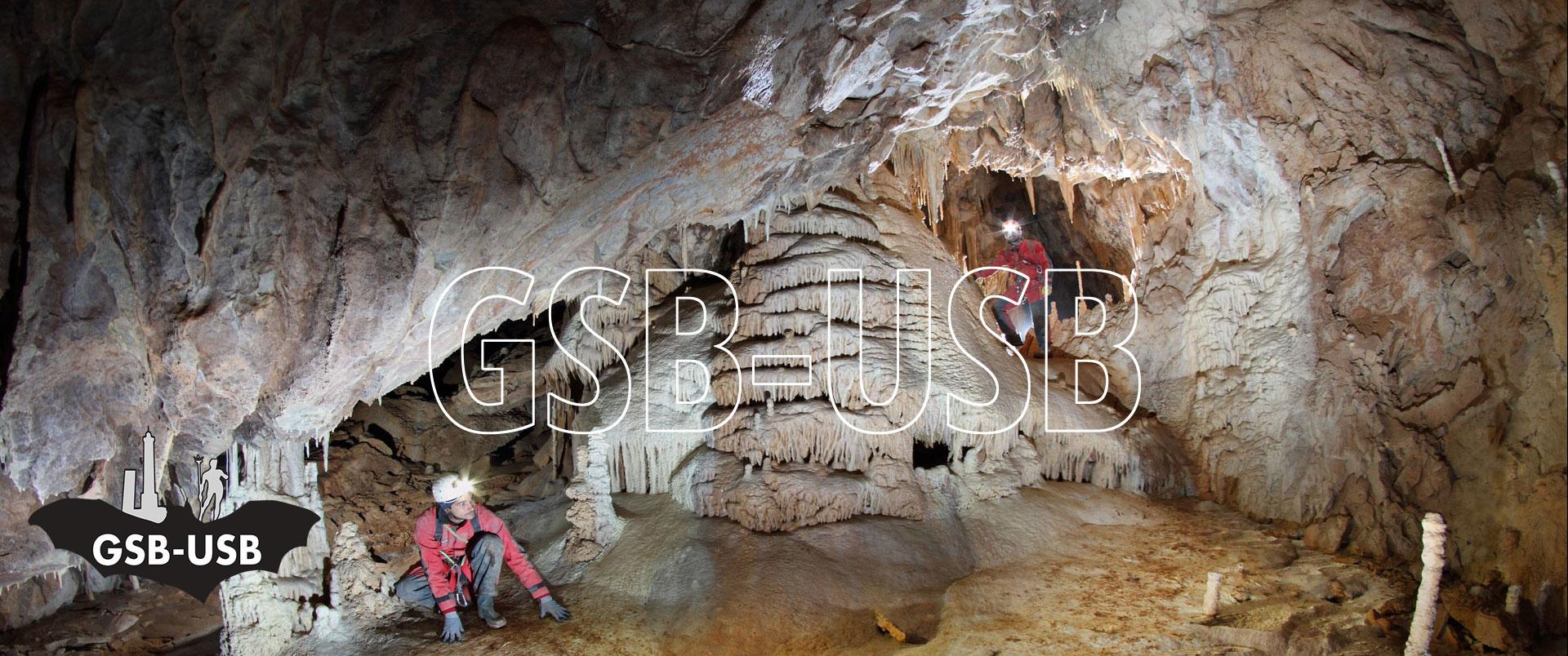 GSB-USB Scienza in grotta -