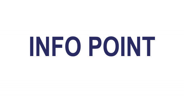 Info point - INFORMATION & SUPPORT
